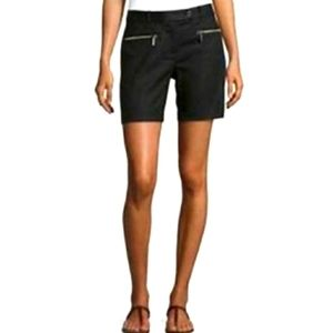 Michael Kors Zippered Bermuda Shorts